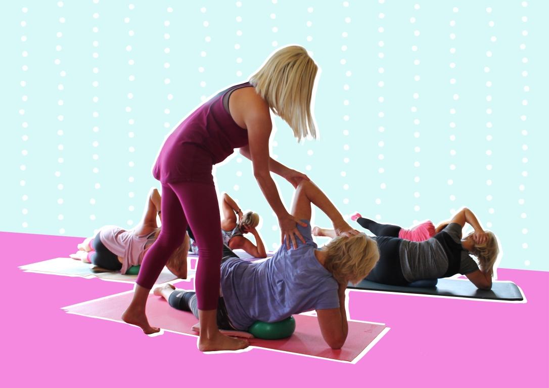 pilates test